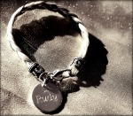 Tailspin Bracelet Made From Rudy's Tail