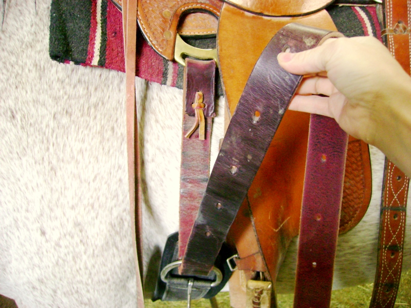How To Cinch A Western Saddle