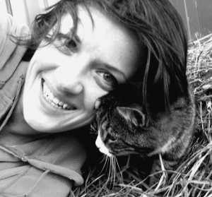 Me and the Barn Cat