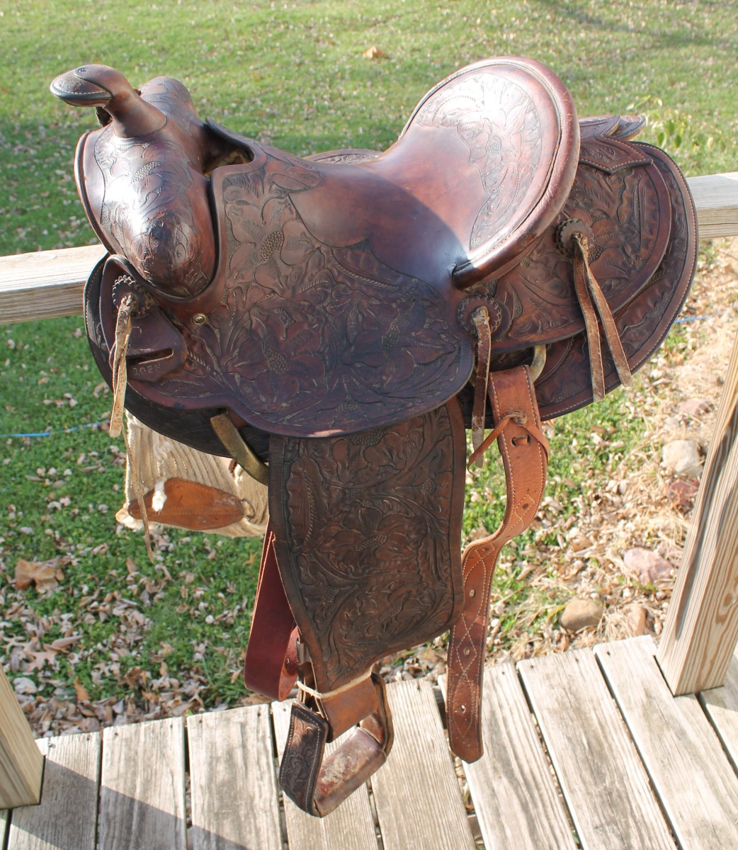 Saddle After Leather Cleaner