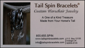 Tail Spin Bracelets Contact Info